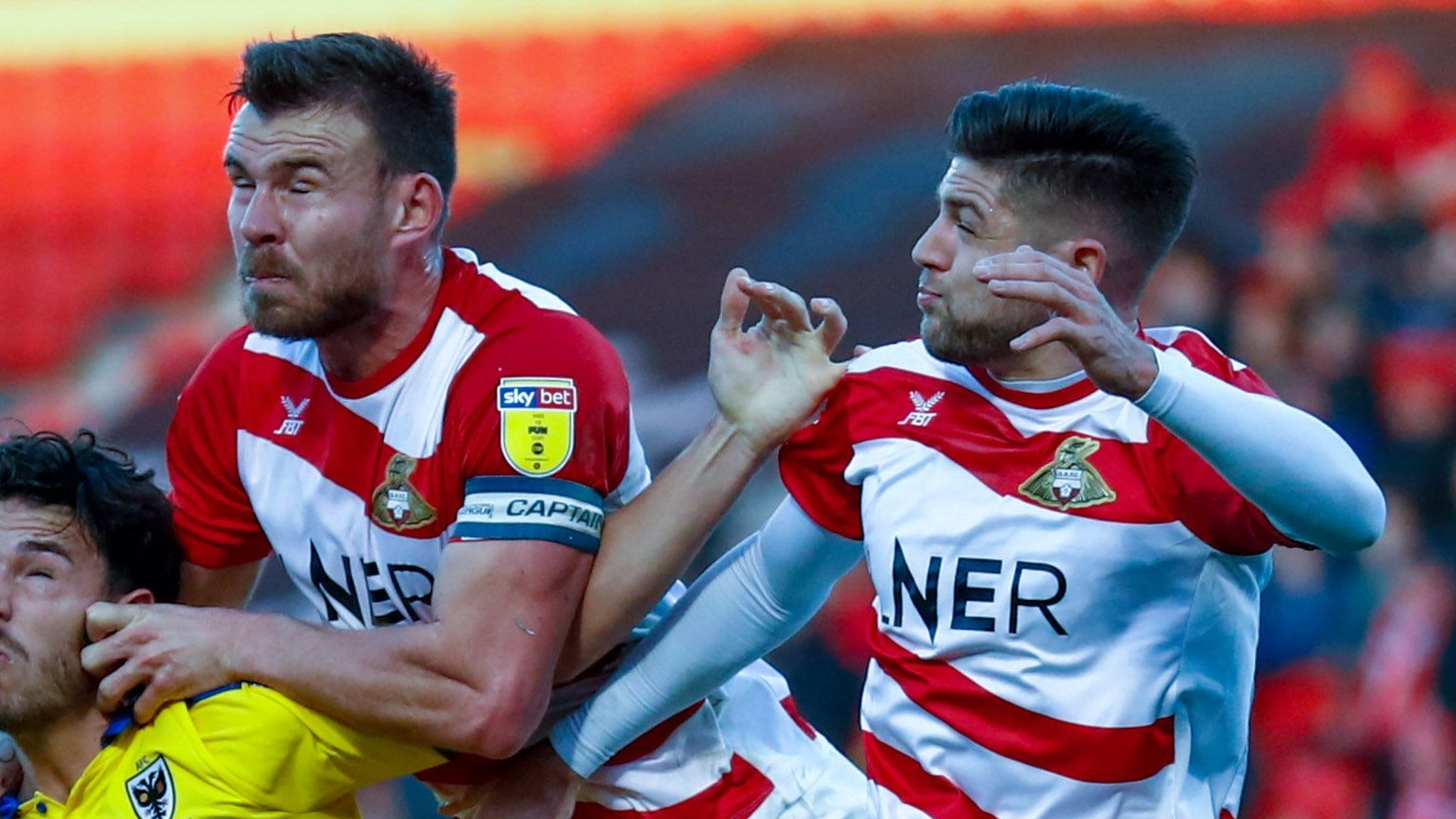 Doncaster Rovers: Tommy Rowe, Andy Butler & Danny Andrew offered new deals