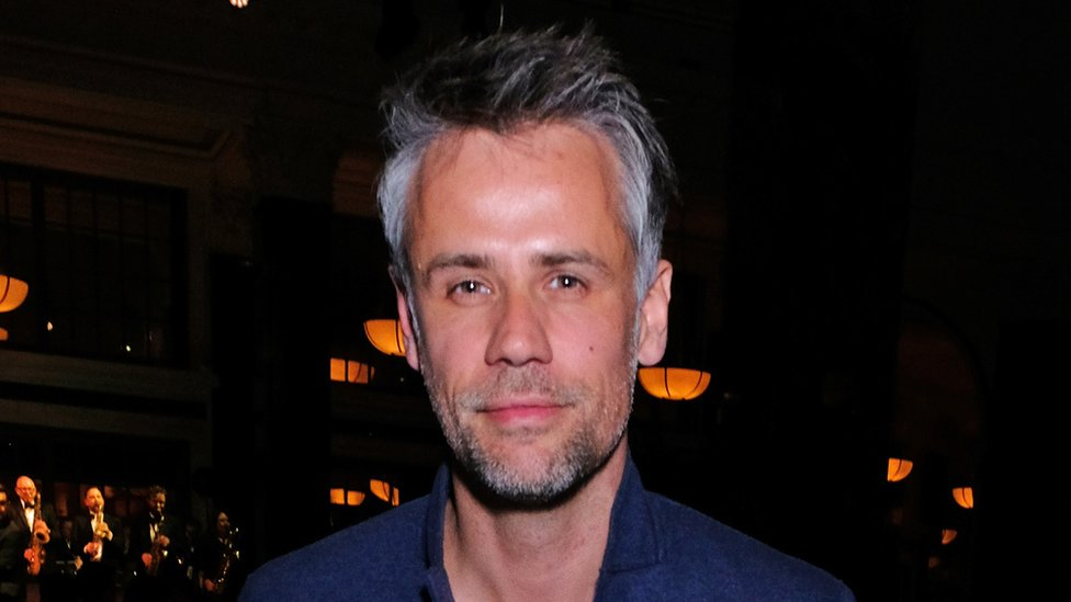 Richard Bacon says he had PTSD revisiting hospital