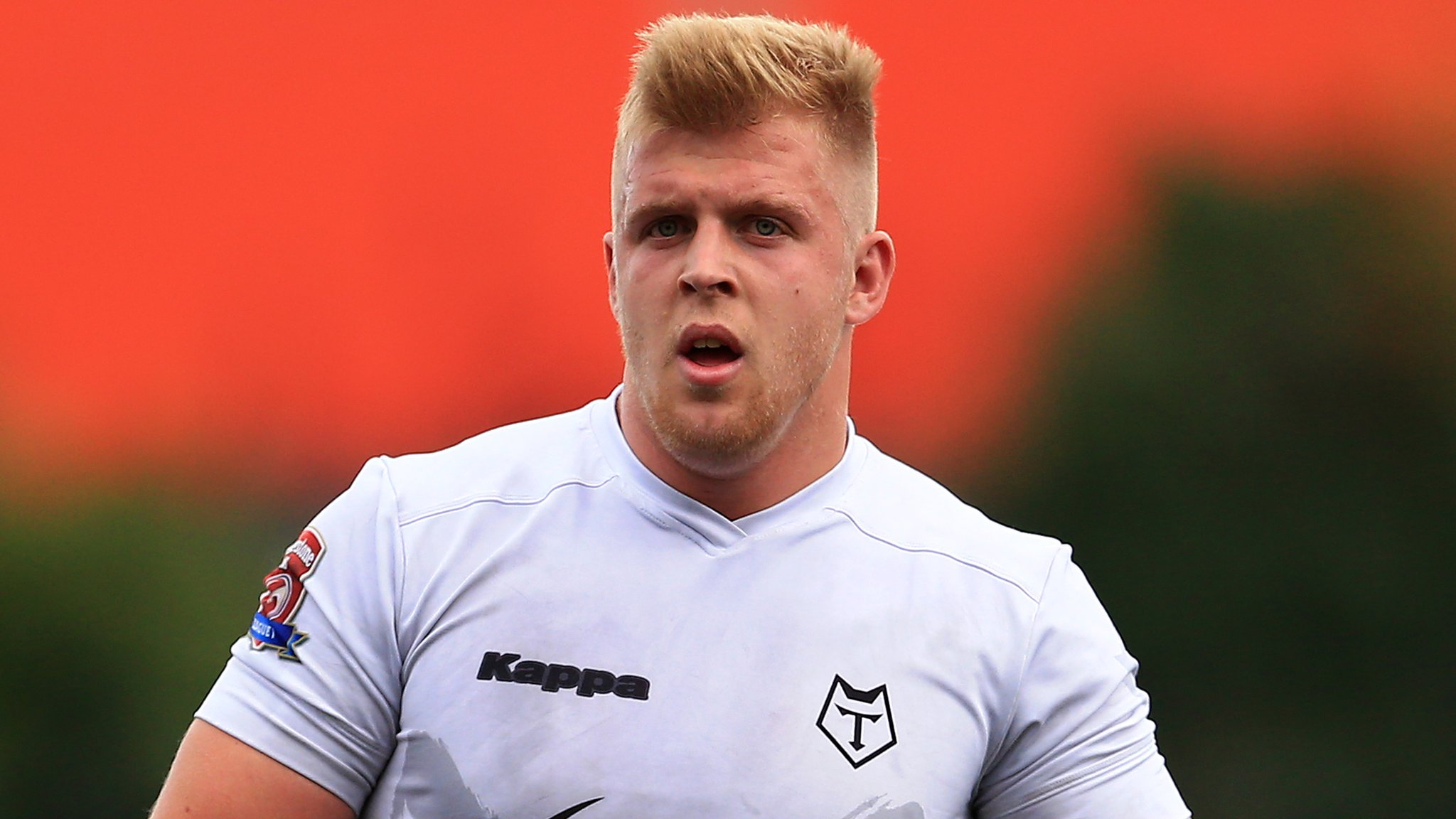 Toronto Wolfpack forward Bussey gets eight-game ban for biting