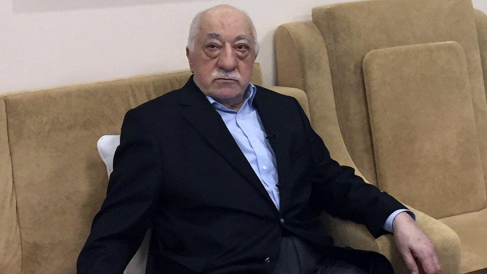Turki, Fethullah Gulen