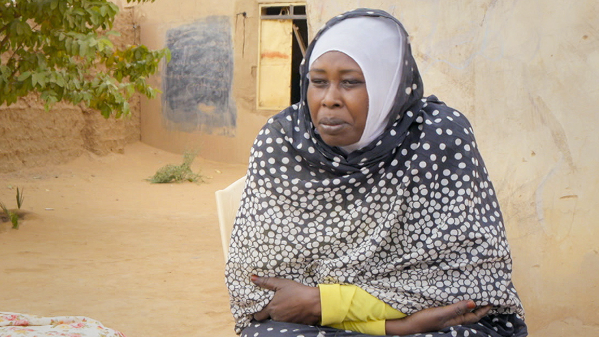 Fatima ha entablado una demanda contra la escuela a la que asisitió su hijo