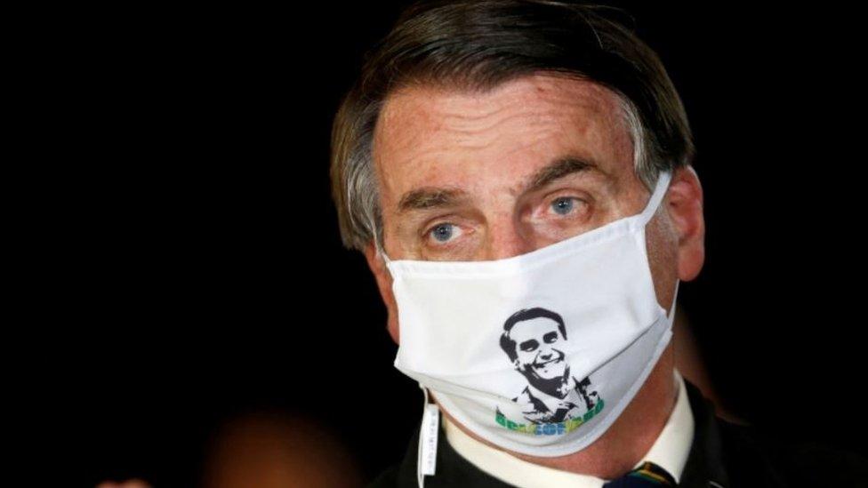 Коронавирус: заболел президент Бразилии Болсонару, мрачный прогноз для экономики Европы