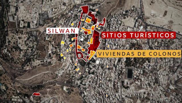 Mapa de Siwan