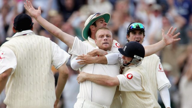 The Ashes 2015: Edgbaston classic 2005 Test remembered
