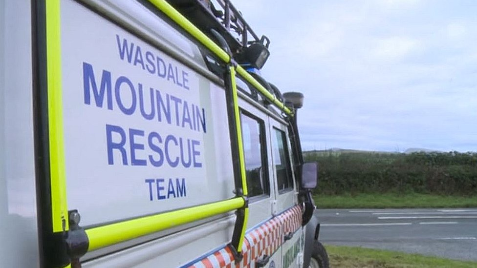 New base for Wasdale Mountain Rescue Team