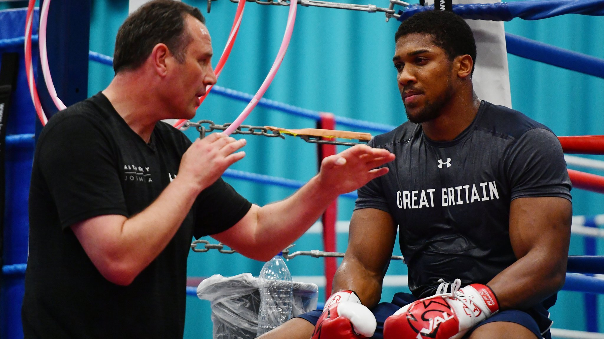 Anthony Joshua marked out of 10 before Alexander Povetkin bout