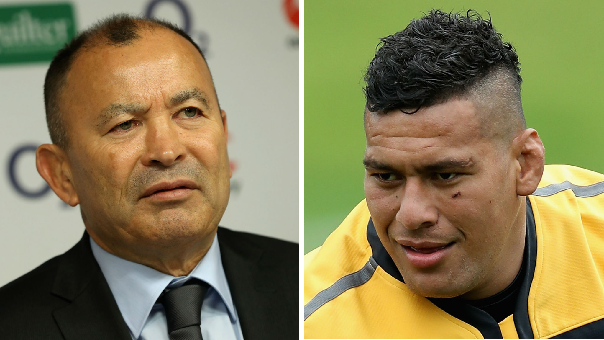 Nathan Hughes will learn from tweet ban - Eddie Jones