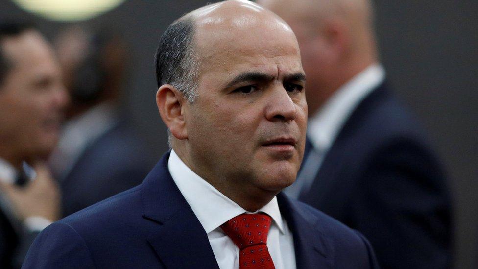 El mayor general Manuel Quevedo, presidente de PDVSA, no tiene experiencia en gestión petrolera.