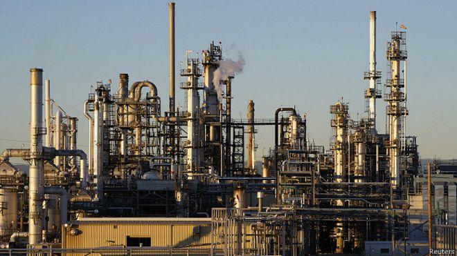 Venezuela es el país con las mayores reservas de petróleo del mundo.