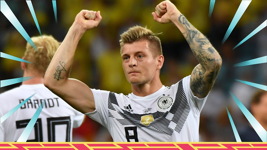 World Cup 2018: Germany 2-1 Sweden highlights
