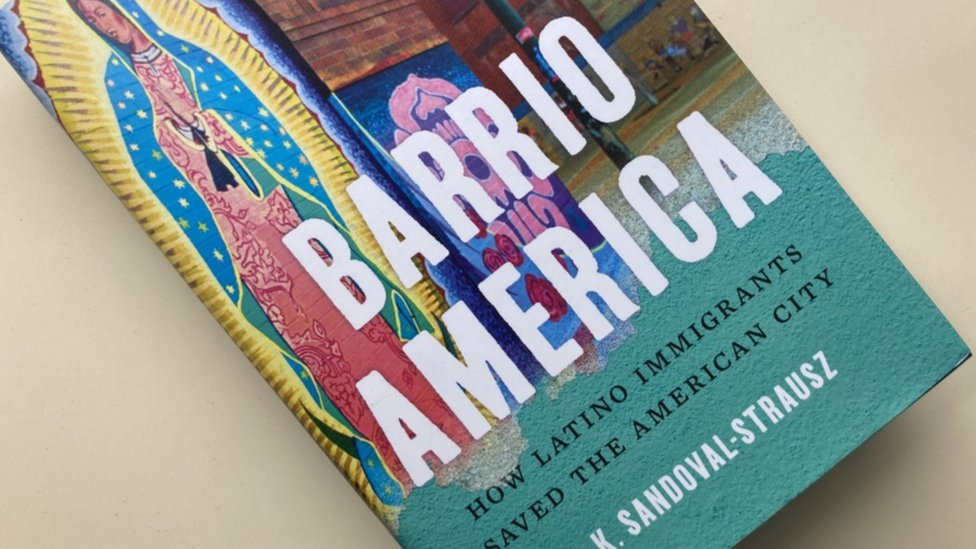 """Libro """"Barrio América"""""""
