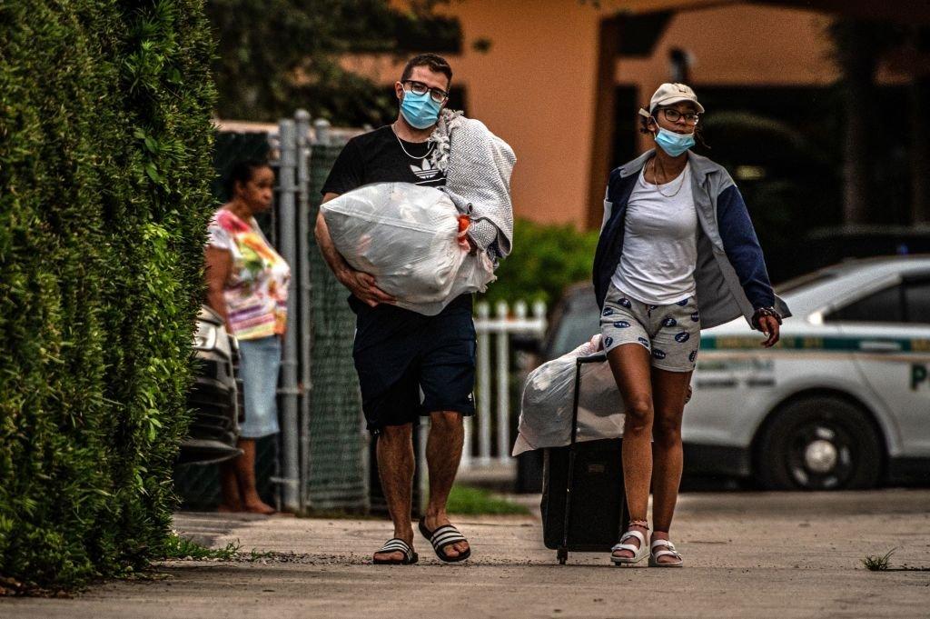 "Residentes forzados a evacuar un edificio en North Beach por ser considerado ""poco seguro"""