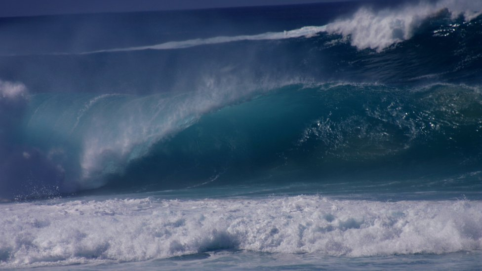 Sound Waves Can Help Early Tsunami Detection Bbc News