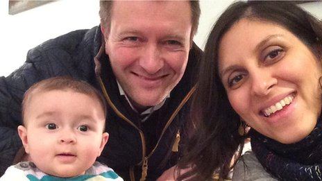 Nazanin Zaghari-Ratcliffe case 'top priority' for Hunt