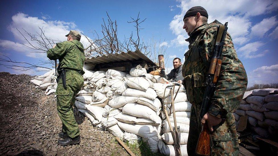 Бойовики нікого не випускають з непідконтрольної частини Донецької області