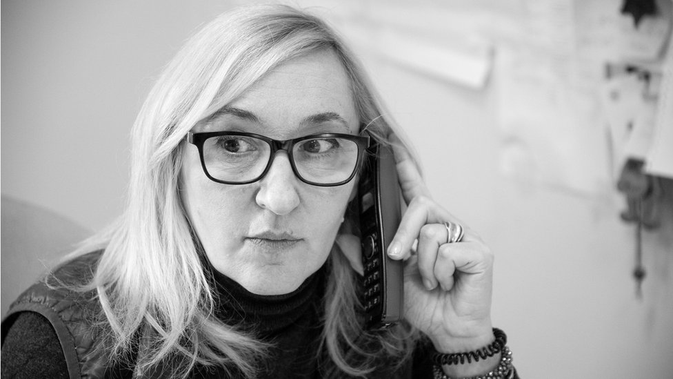 Biljana Stepanov radi u Centru za podršku ženama u Kikindi