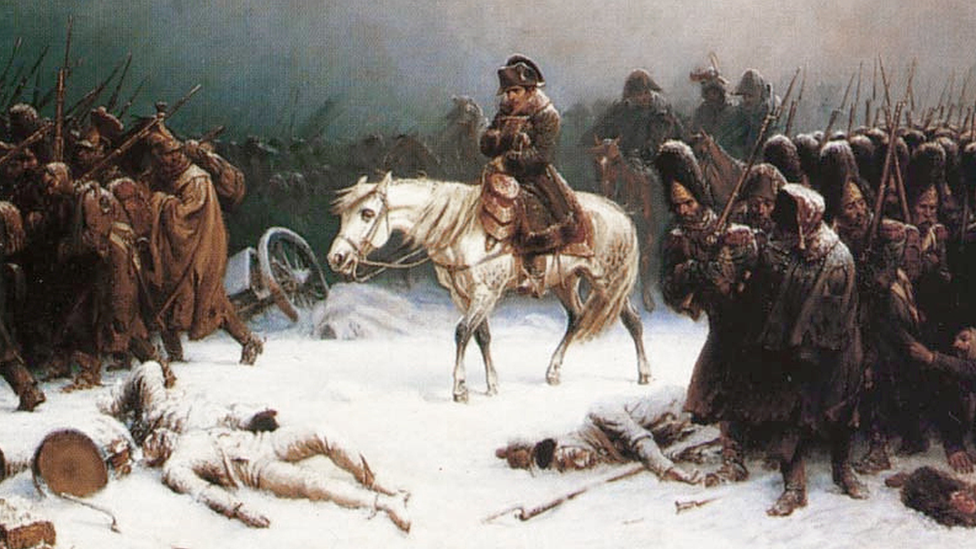 French and Russian Soldiers Killed in Napoleon's 1812 Retreat to be Buried in Western Russia