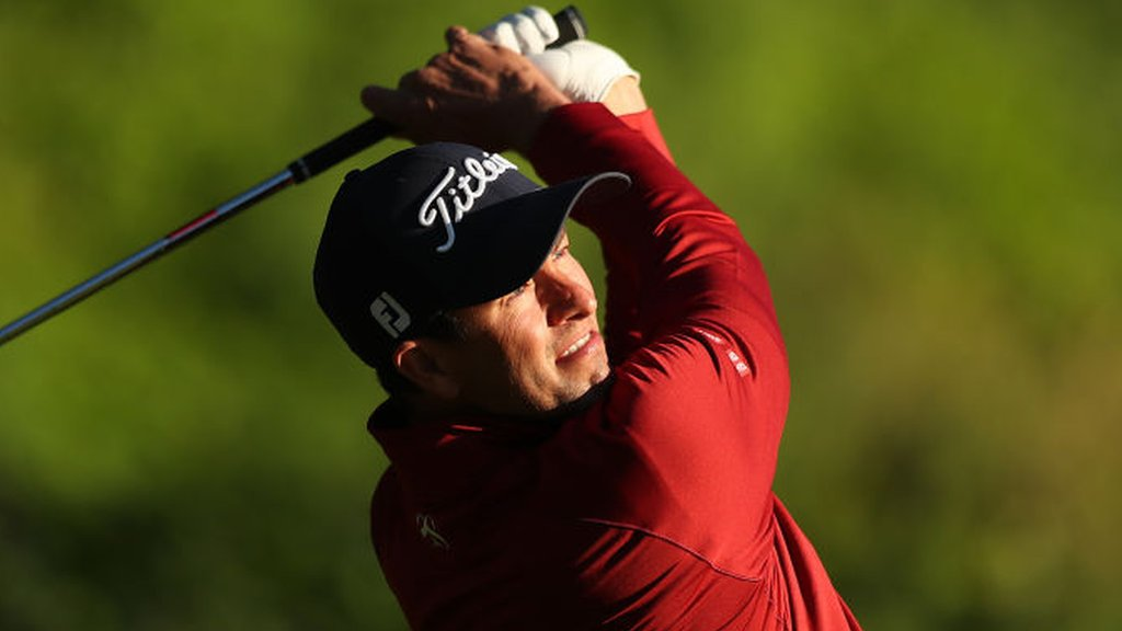 Genesis Open: Justin Thomas & Adam Scott share lead after second round