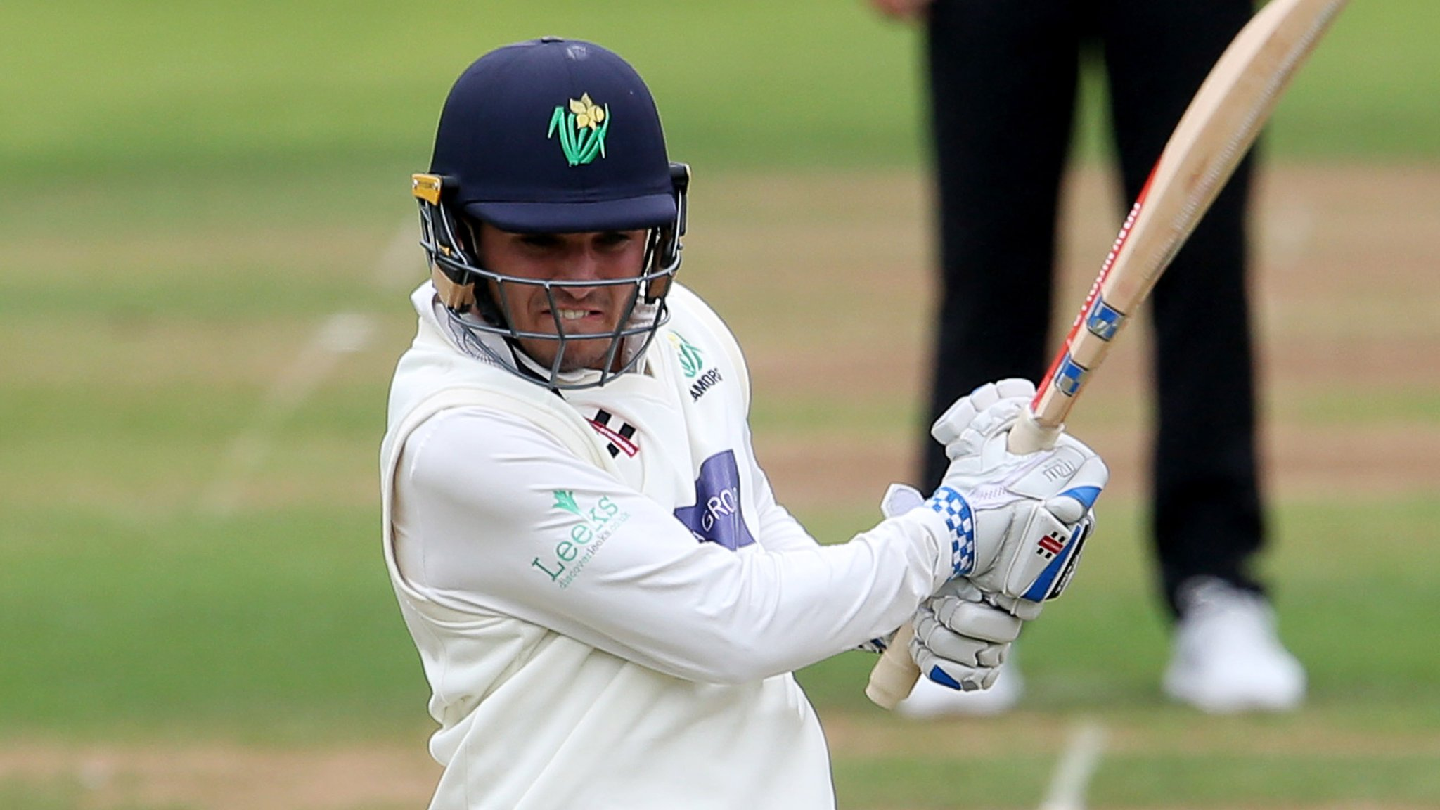 County Championship: Carlson puts Glamorgan on top against Leics