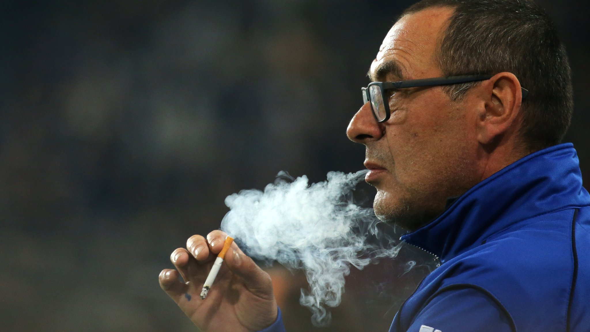 Maurizio Sarri: Chelsea manager's journey from banker to Premier League
