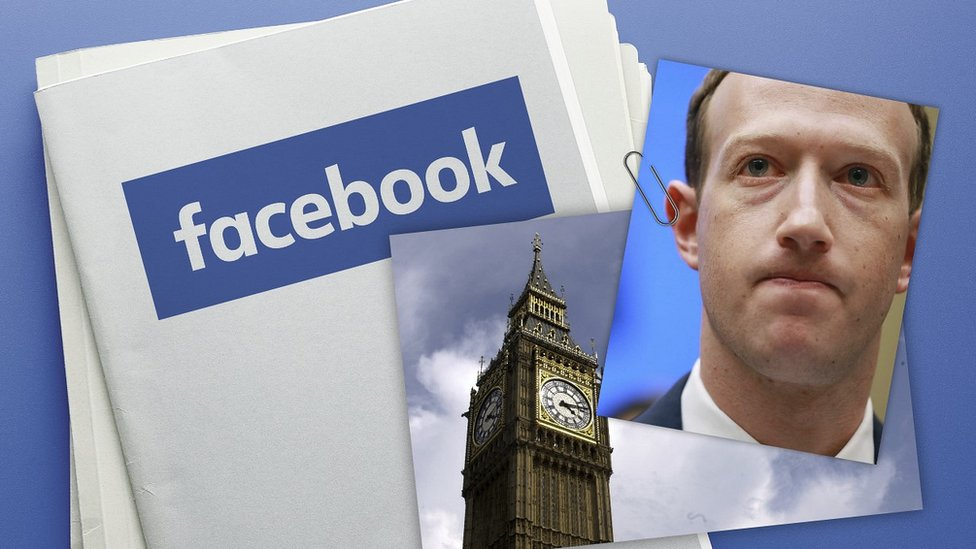 Documentos de Facebook