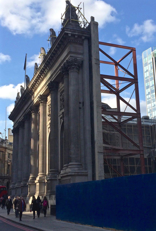National Provincial Bank, Threadneedle Street, City of London, EC2
