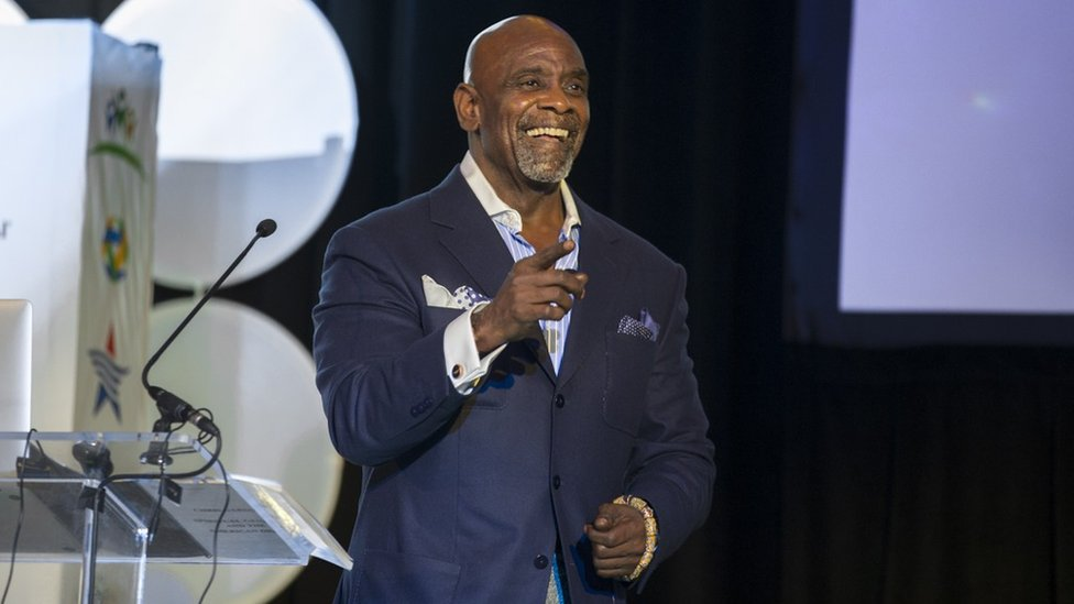Doing what today chris gardner is Where does