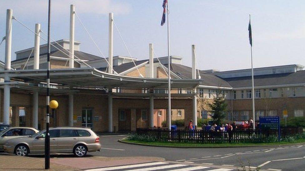 Royal Glamorgan Hospital
