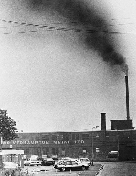 Wolverhampton Metal