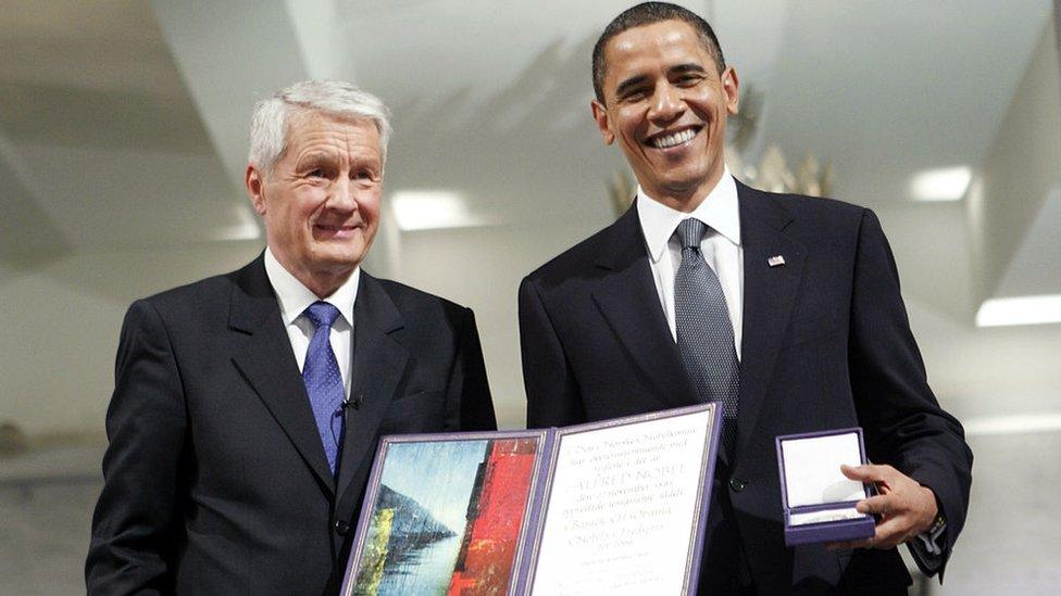 barak obama dobio nagradu 2019