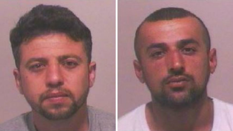 Pair found guilty of 'despicable' Sunderland rape