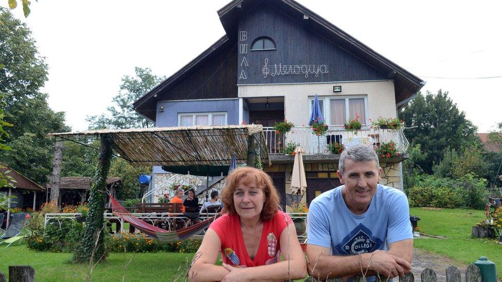 Žiža seoski turizam