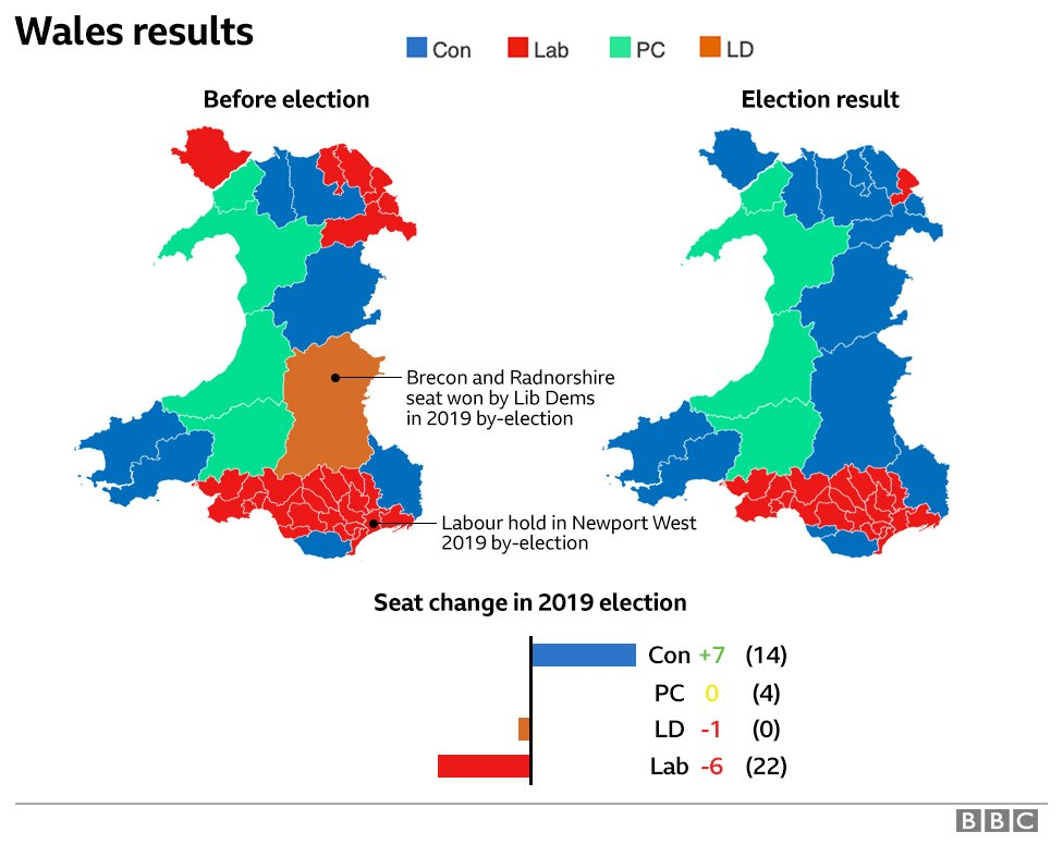 election result map