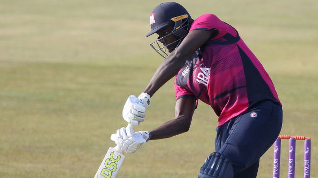 One-Day Cup: Jason Holder on form as Northants hammer Warwickshire to earn first win