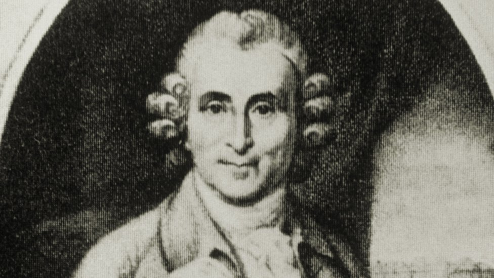 James Lind (1716-1794) mostrou que frutas na dieta preveniam o escorbuto