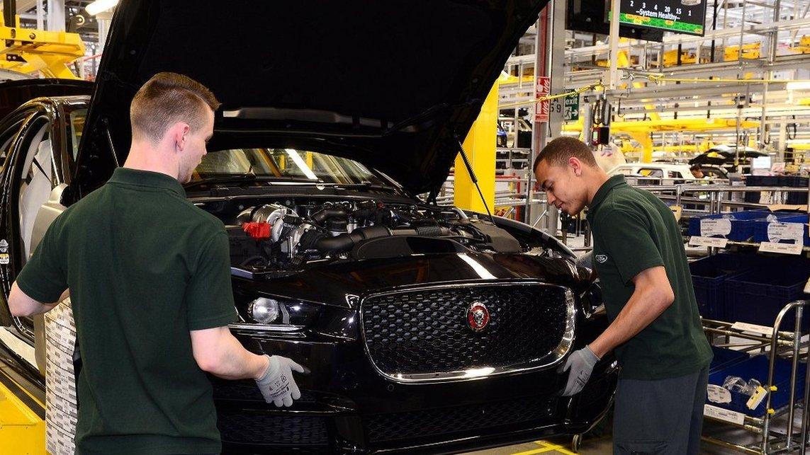 UK economy slows as car sales fall