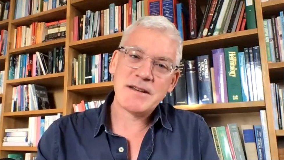 Dr Jack Parry-Jones