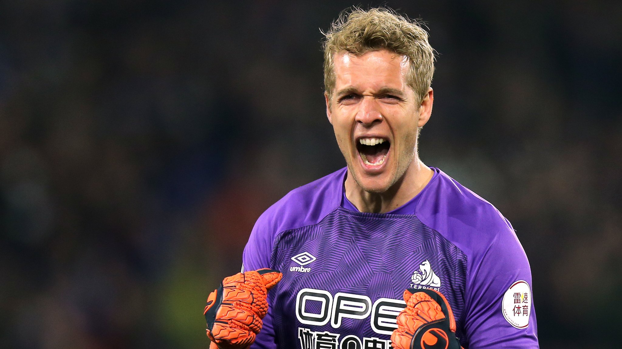 Jonas Lossl: Everton set to sign Danish goalkeeper from Huddersfield