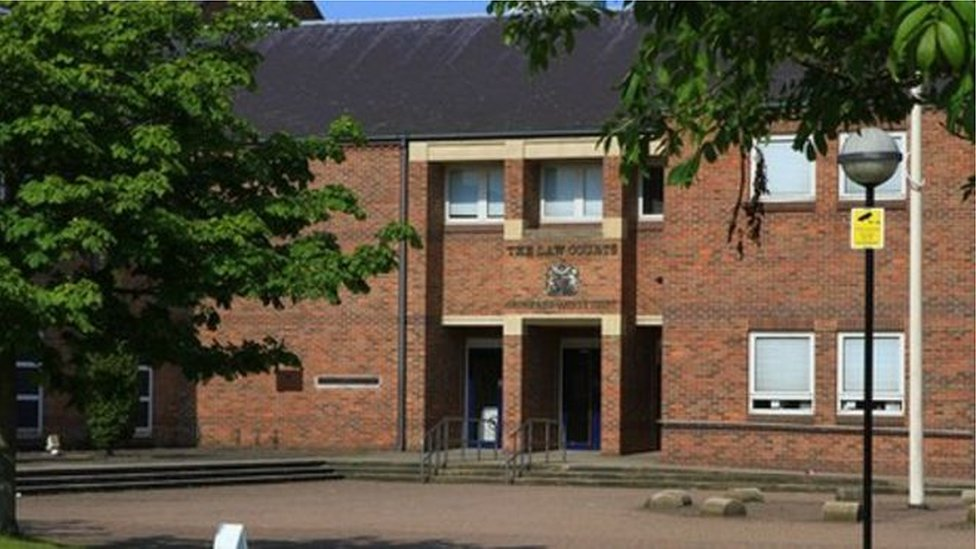 Four in court over 200 burglary conspiracy across East