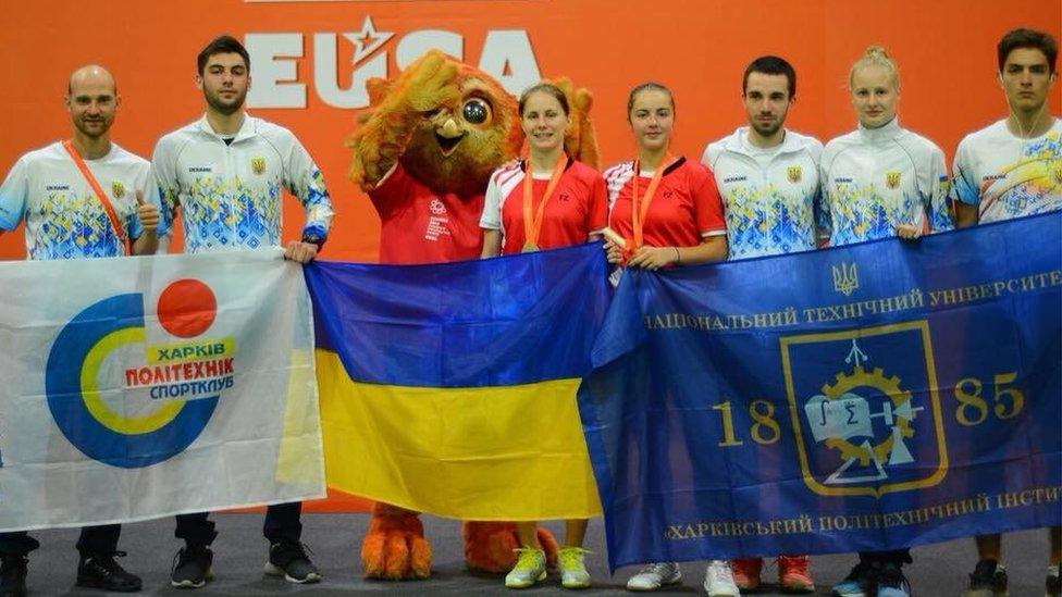Студенти з України завоювали 2 золота та 2 срібла на Європейських іграх