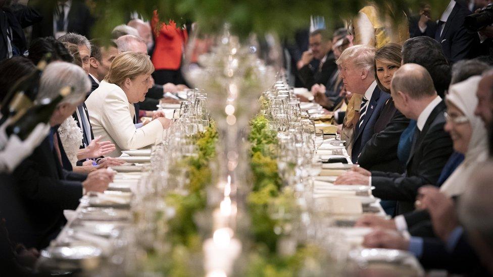 Cena del G20