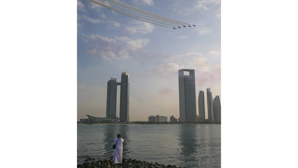 Reds in Abu Dhabi