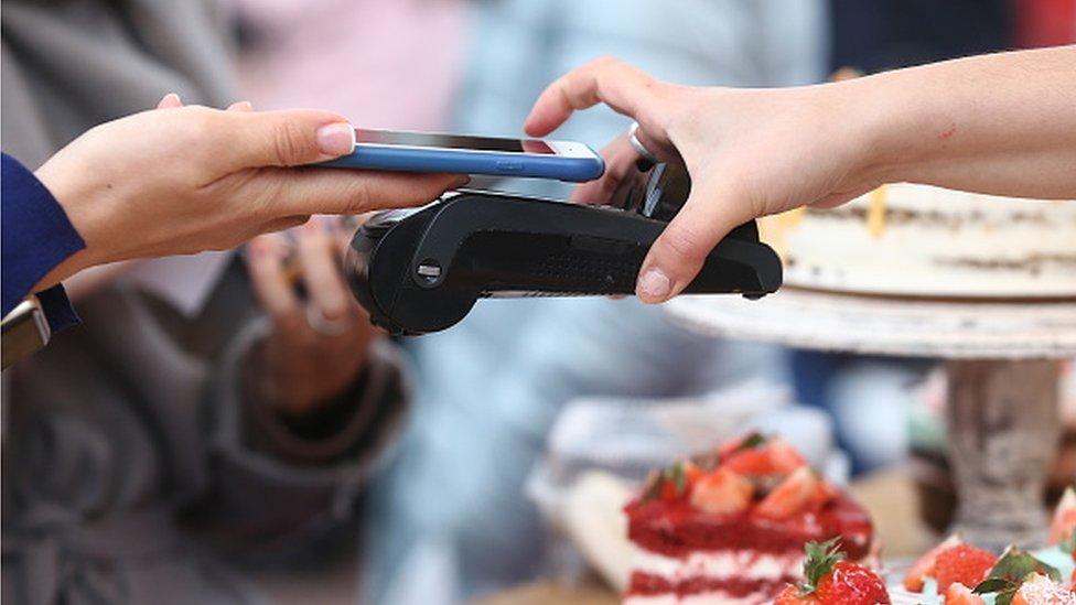 Pago con el móvil