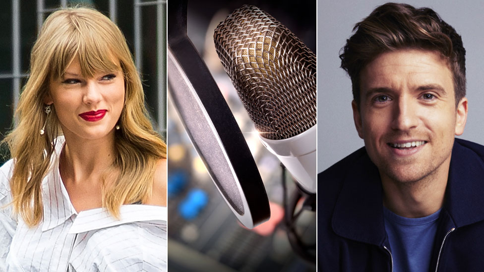 Radio 1's Greg James on breakfast and battling Taylor Swift fans