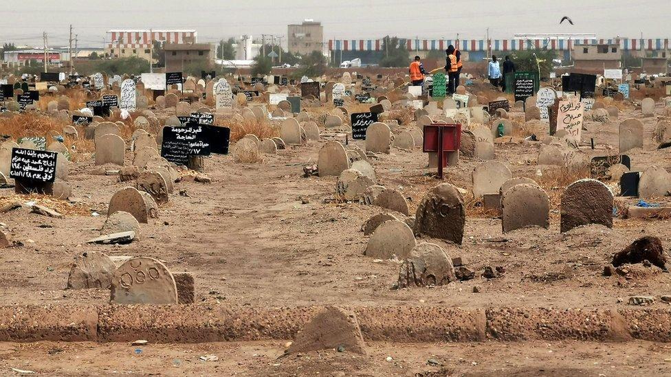 Haziran ayında bulunan toplu mezar