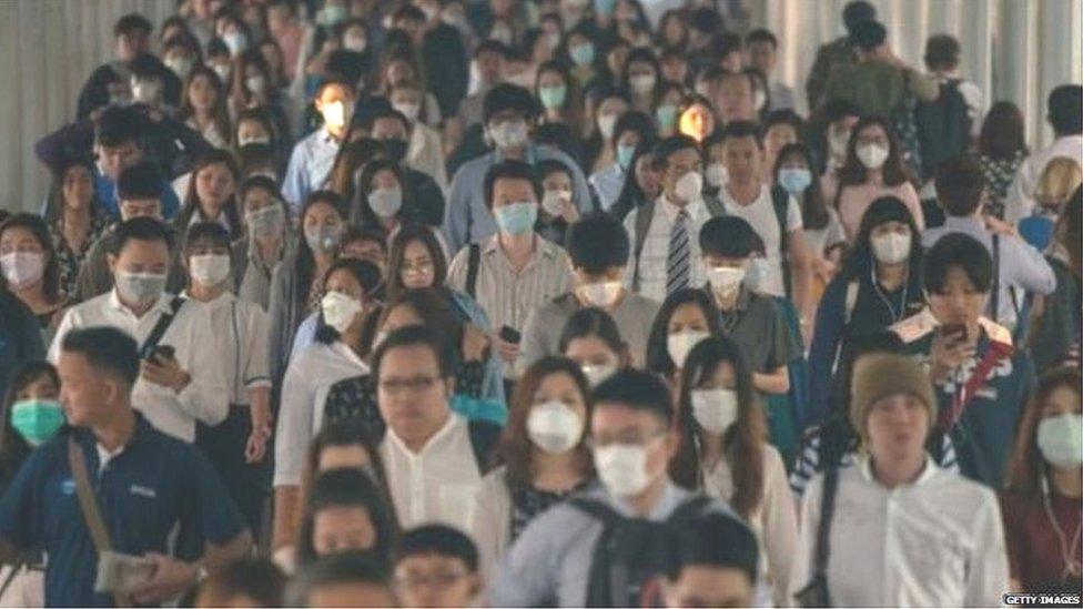 कोरोना वायरस के ख़तरे के बीच चीन में फंसे भारतीय: प्रेस रिव्यू