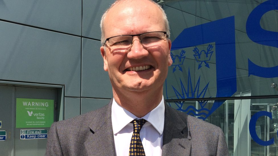 Suffolk County Council's new leader's resurfacing pledge