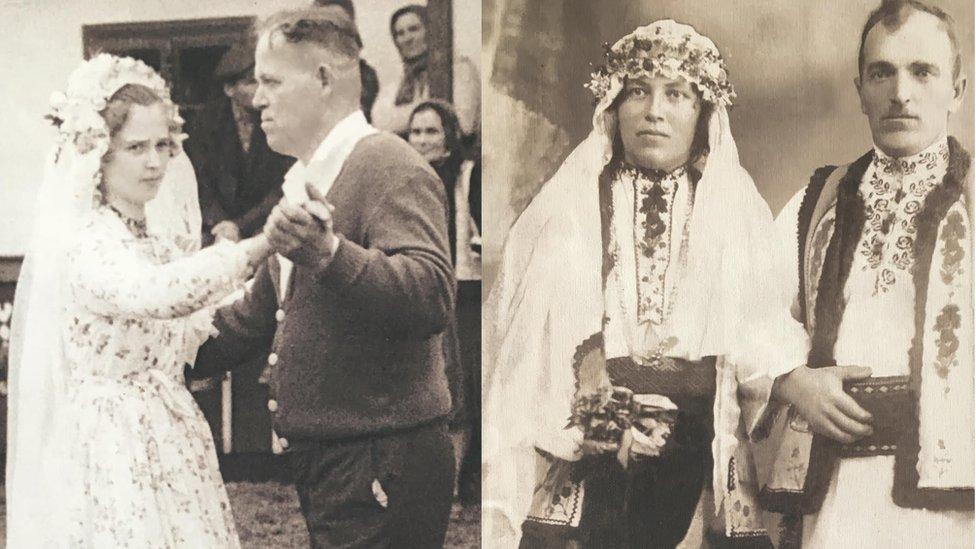 Вінки, мереживо, вишивка: історія весільної моди на Буковині
