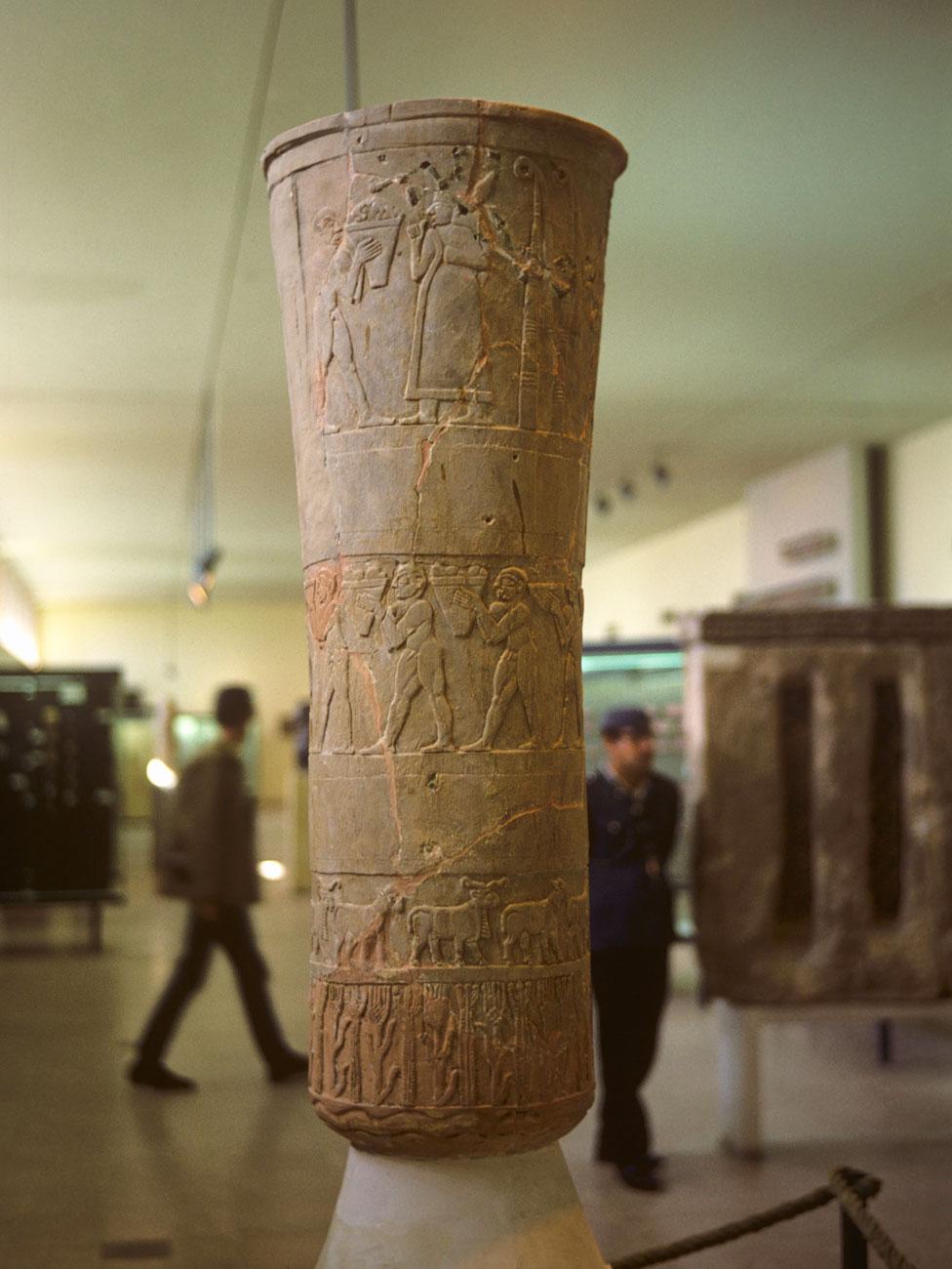 The Warka vase
