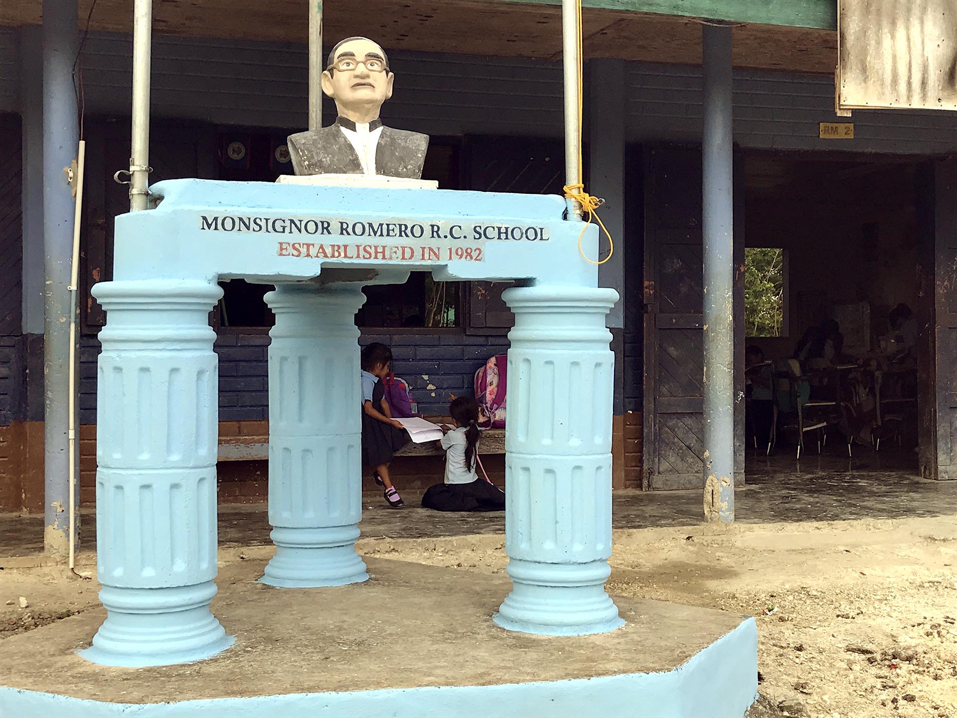 Escuela Monseñor Romero